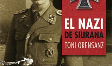 El nazi de Siurana, libro Toni Orensanz