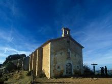 Ermita de la Mare de Déu de Montsant.
