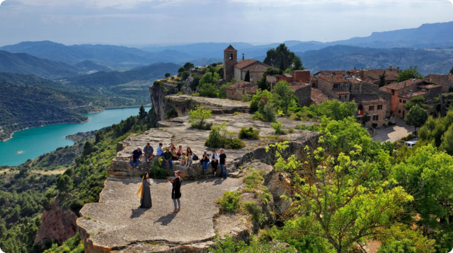 Guided tours in Siurana