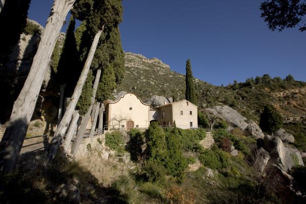Ermita de Sant Joan del Codolar.