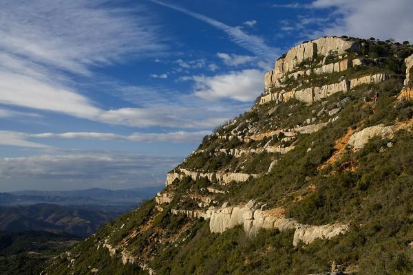 Rutes Senderisme Parc Natural de Montsant