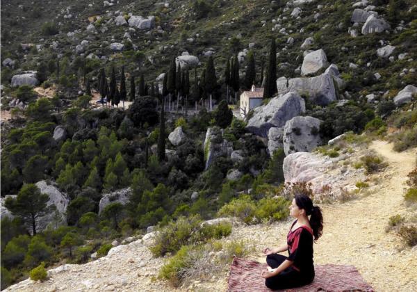 Turisme Siurana - ioga serra de montsant