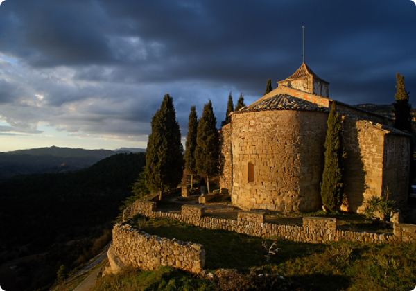 Església Albarca