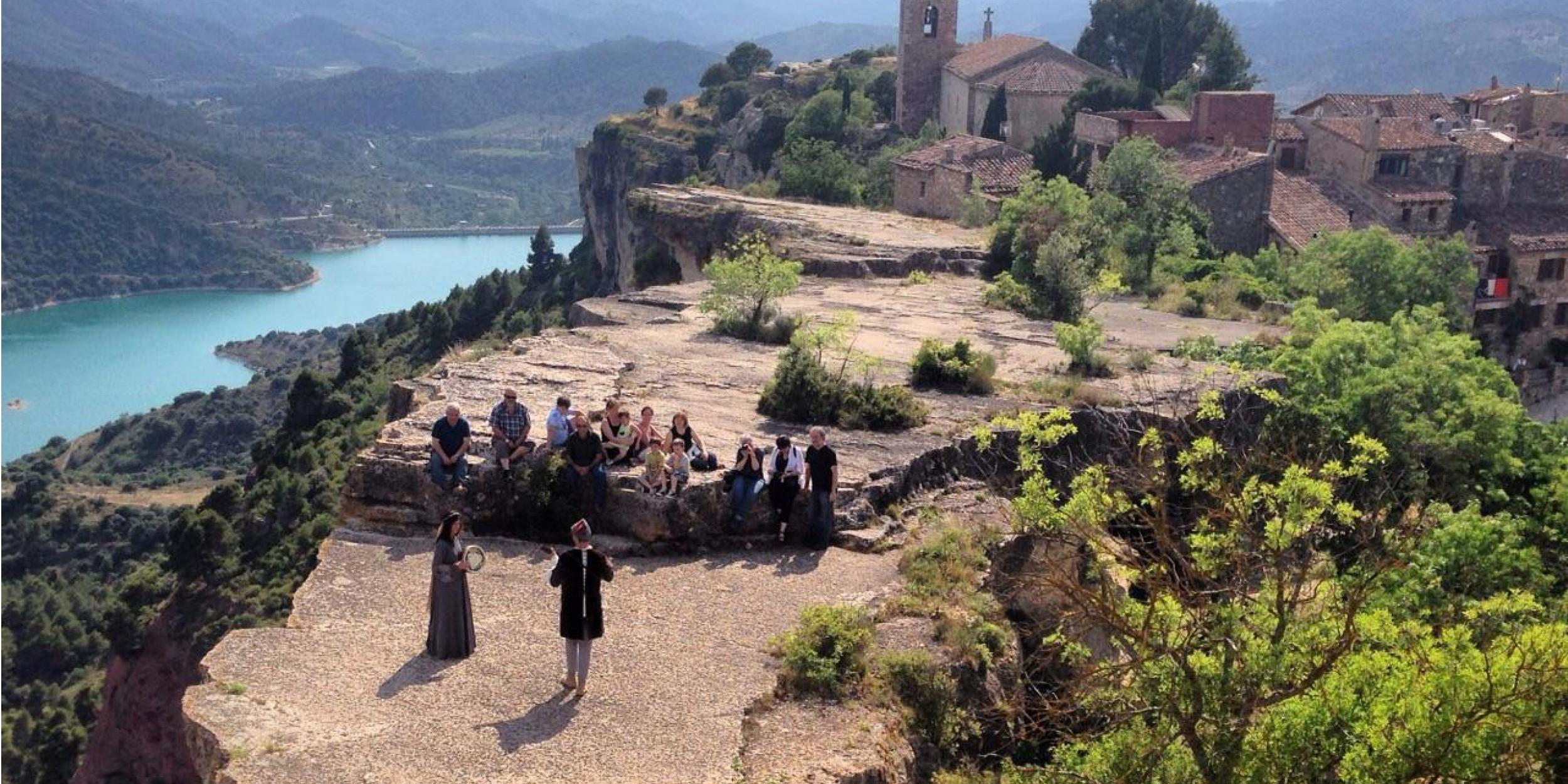 Guided tours Siurana, Catalonia, Spain